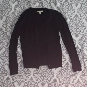 Old Navy Black Long Sleeve Cardigan Size XXS